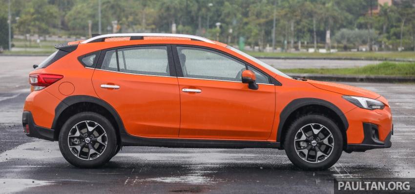 DRIVEN: 2018 Subaru XV – all the SUV you need? Image #771515
