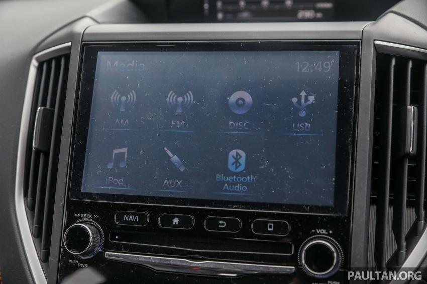 DRIVEN: 2018 Subaru XV – all the SUV you need? Image #771561