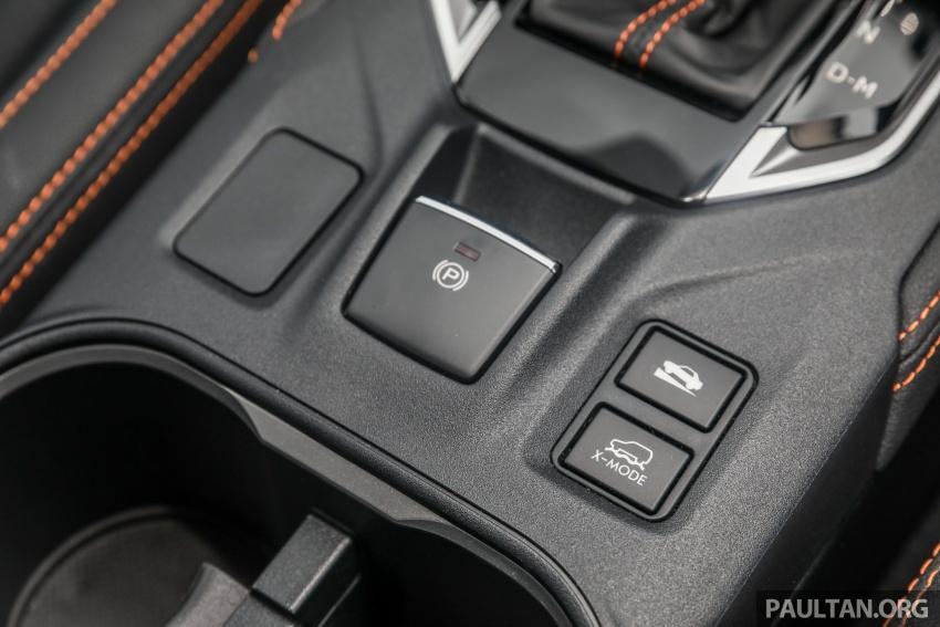 DRIVEN: 2018 Subaru XV – all the SUV you need? Image #771567