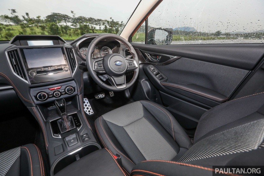 DRIVEN: 2018 Subaru XV – all the SUV you need? Image #771574