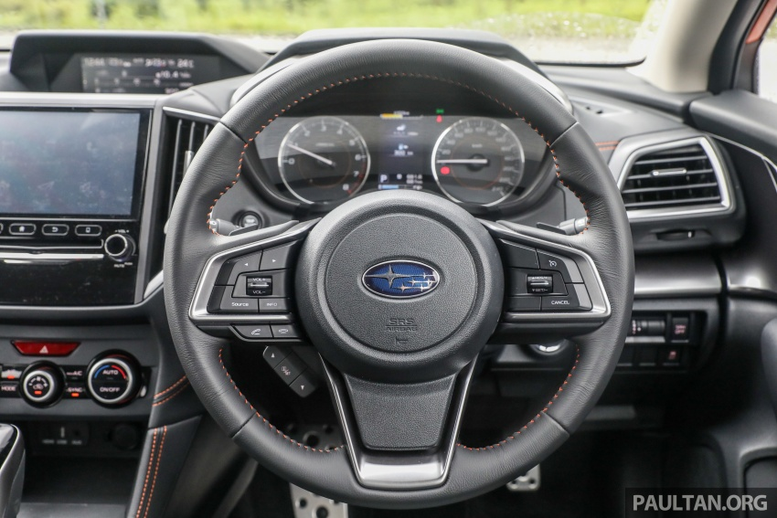 DRIVEN: 2018 Subaru XV – all the SUV you need? Image #771547