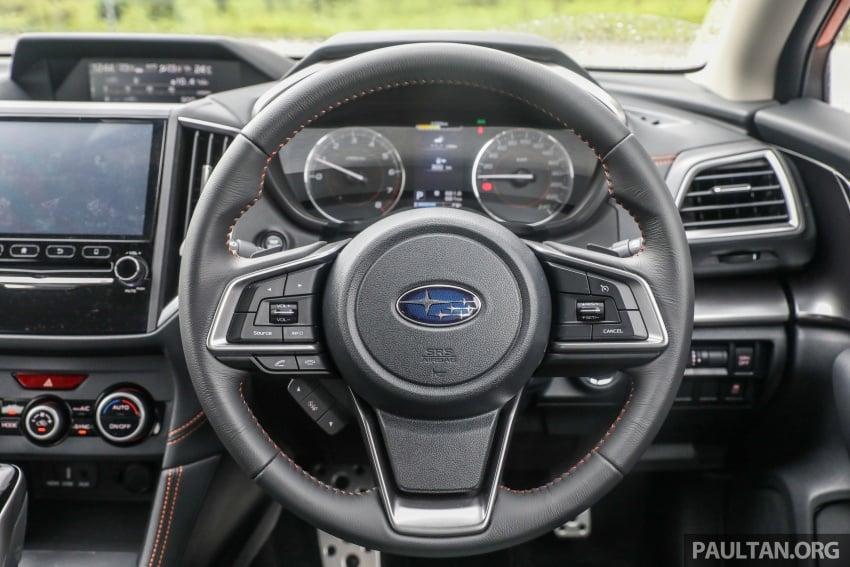 DRIVEN: 2018 Subaru XV – all the SUV you need? Image #771547