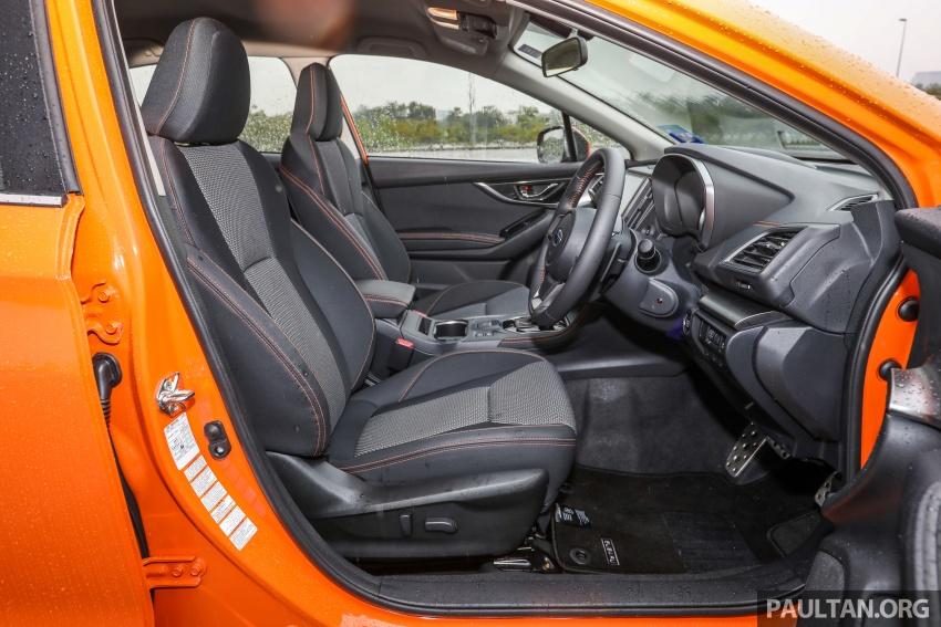 DRIVEN: 2018 Subaru XV – all the SUV you need? Image #771576