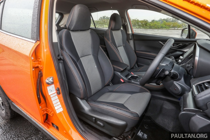 DRIVEN: 2018 Subaru XV – all the SUV you need? Image #771577