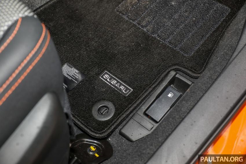 DRIVEN: 2018 Subaru XV – all the SUV you need? Image #771580