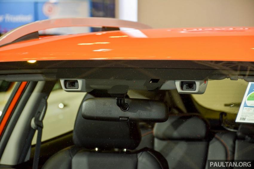 Subaru Outback <em>facelift</em> dan XV 2.0 liter dilancarkan di Singapura – penampilan sulung EyeSight di ASEAN Image #759997