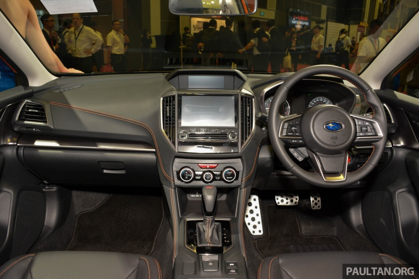 Subaru Outback <em>facelift</em> dan XV 2.0 liter dilancarkan di Singapura – penampilan sulung EyeSight di ASEAN Image #759999