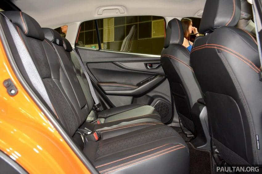 Subaru Outback <em>facelift</em> dan XV 2.0 liter dilancarkan di Singapura – penampilan sulung EyeSight di ASEAN Image #760001