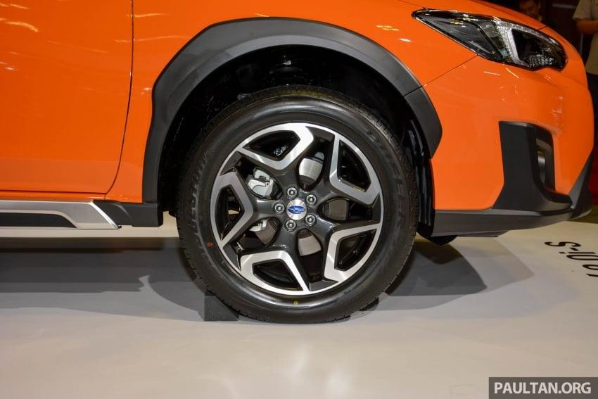 Subaru Outback <em>facelift</em> dan XV 2.0 liter dilancarkan di Singapura – penampilan sulung EyeSight di ASEAN Image #759995
