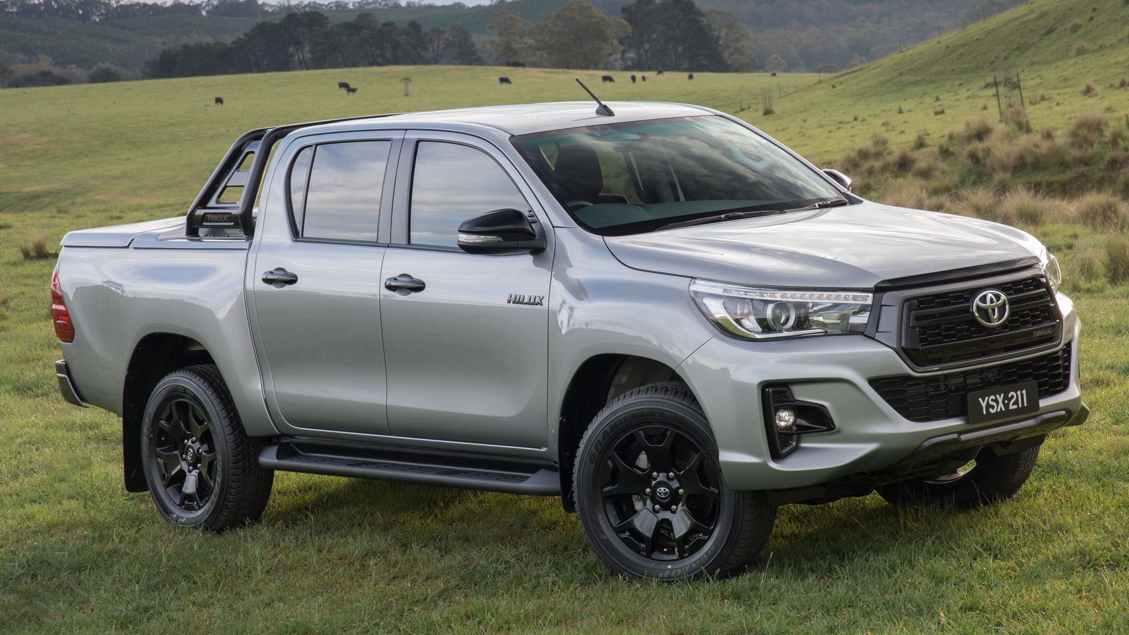 2018 Toyota Hilux Facelift Oz Gets 3 Hardcore Models