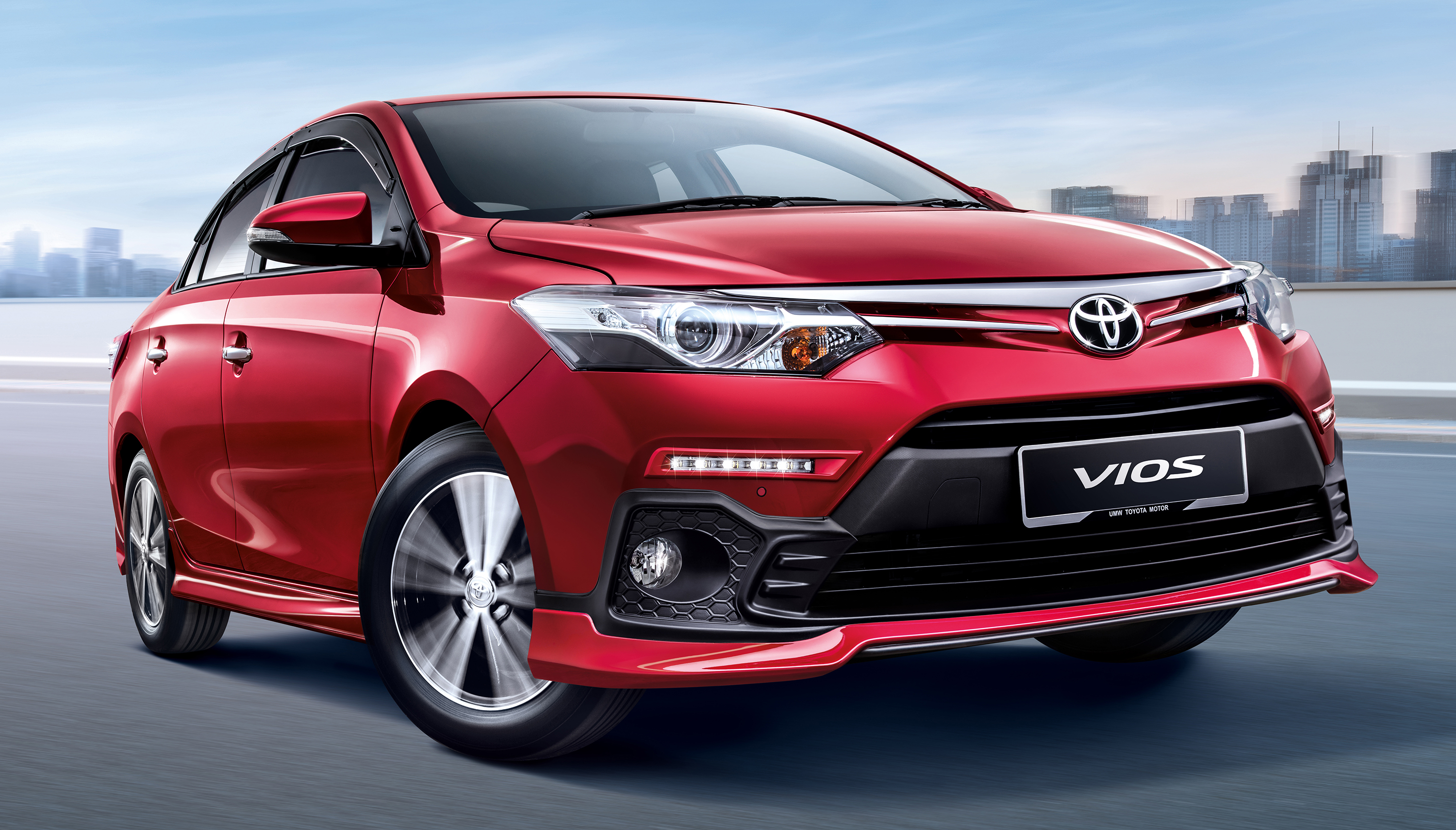Toyota Vios Updated For 2018 New Bodykit More Kit