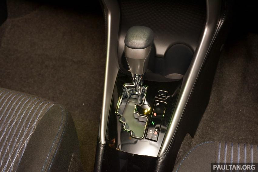 Toyota Vios generasi baharu di <em>Singapore Motor Show</em> 2018 – 1.5L Dual VVT-i, CVT, tujuh-beg udara dan VSC Image #760656