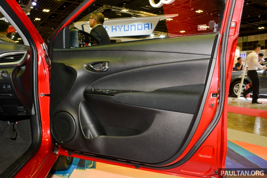 Toyota Vios generasi baharu di <em>Singapore Motor Show</em> 2018 – 1.5L Dual VVT-i, CVT, tujuh-beg udara dan VSC Image #760662