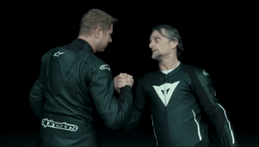 VIDEO: 2018 Triumph Speed Triple teaser video two Image #772677