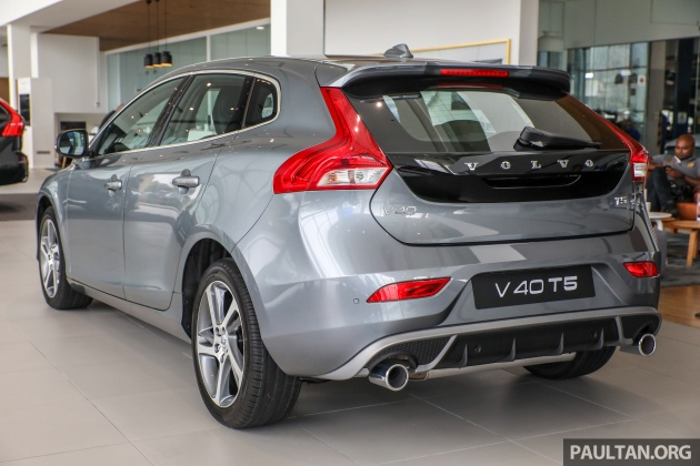 Volvo V40 T5 With R Design Items
