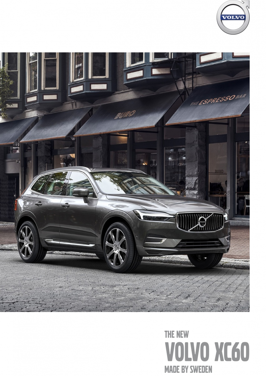 2018 Volvo XC60 launched in Malaysia – CBU T8 PHEV at RM374k, CKD T5 and T8 to arrive later, from RM299k Image #765452