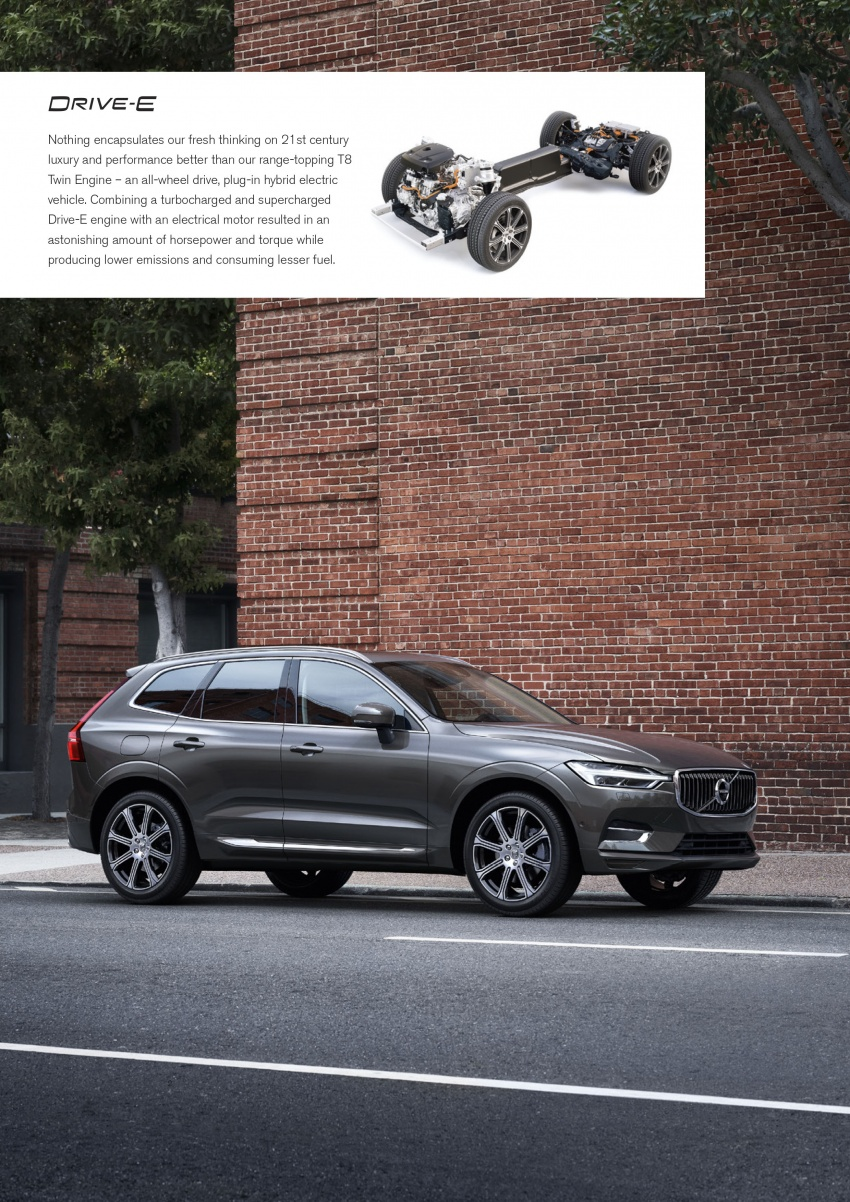 2018 Volvo XC60 launched in Malaysia – CBU T8 PHEV at RM374k, CKD T5 and T8 to arrive later, from RM299k Image #765453
