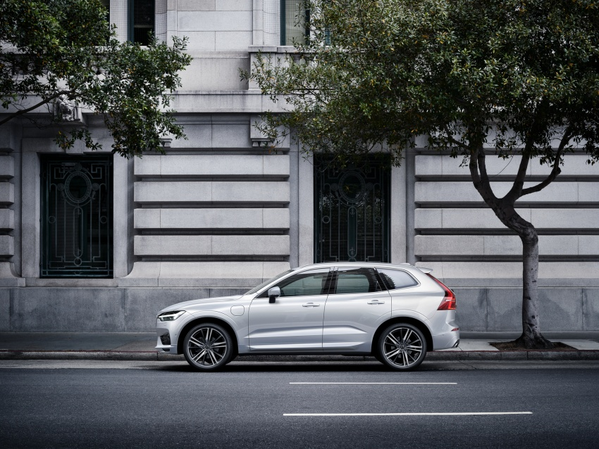 2018 Volvo XC60 launched in Malaysia – CBU T8 PHEV at RM374k, CKD T5 and T8 to arrive later, from RM299k Image #765573