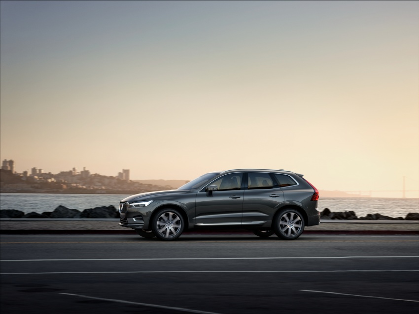 2018 Volvo XC60 launched in Malaysia – CBU T8 PHEV at RM374k, CKD T5 and T8 to arrive later, from RM299k Image #765582