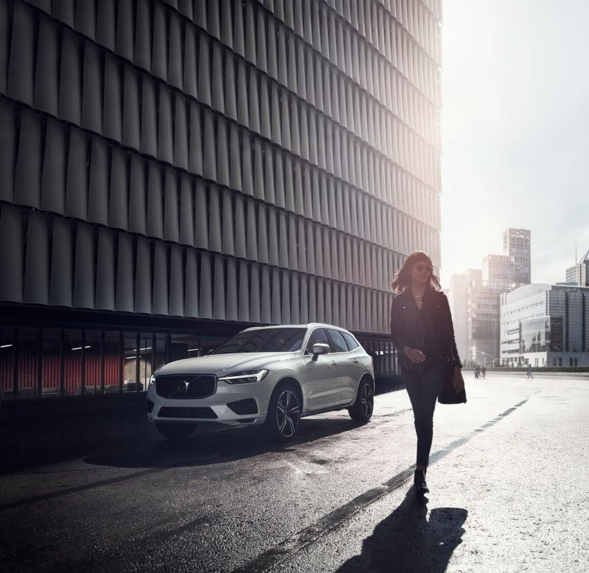 Volvo XC60 2018 dilancarkan di Malaysia – varian CKD dari RM299k, varian CBU tunggal pada harga RM374k Image #765712