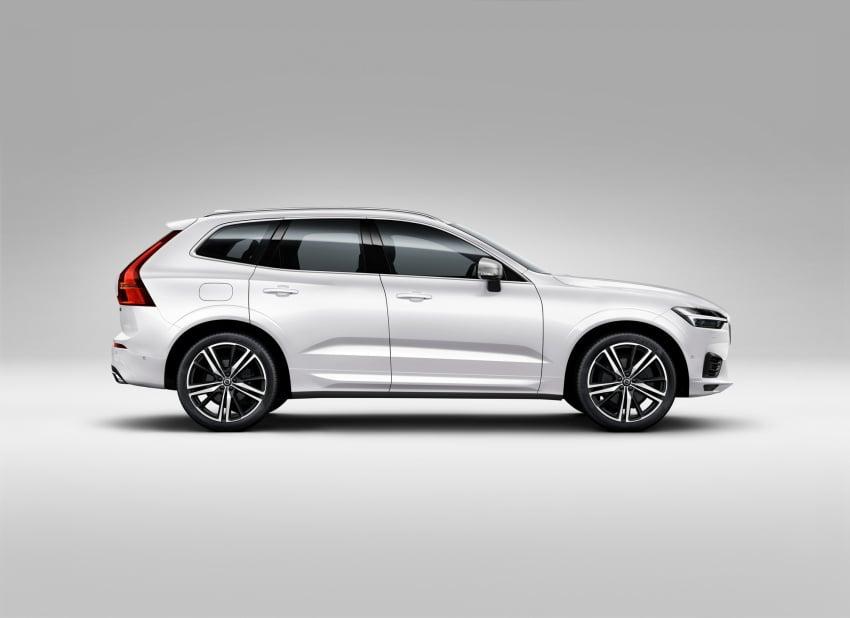 Volvo XC60 2018 dilancarkan di Malaysia – varian CKD dari RM299k, varian CBU tunggal pada harga RM374k Image #765713