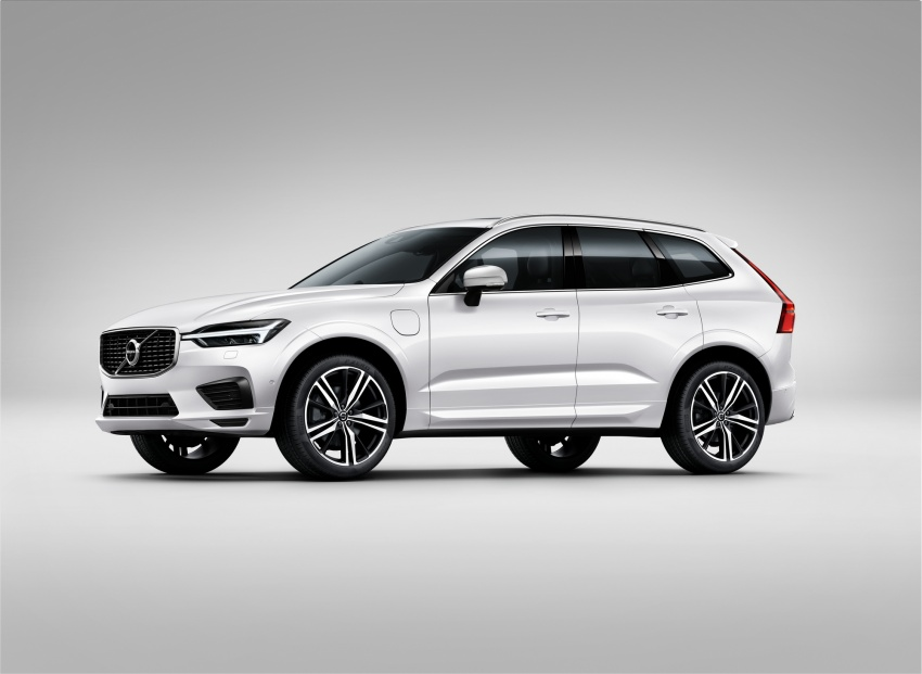 2018 Volvo XC60 launched in Malaysia – CBU T8 PHEV at RM374k, CKD T5 and T8 to arrive later, from RM299k Image #765590