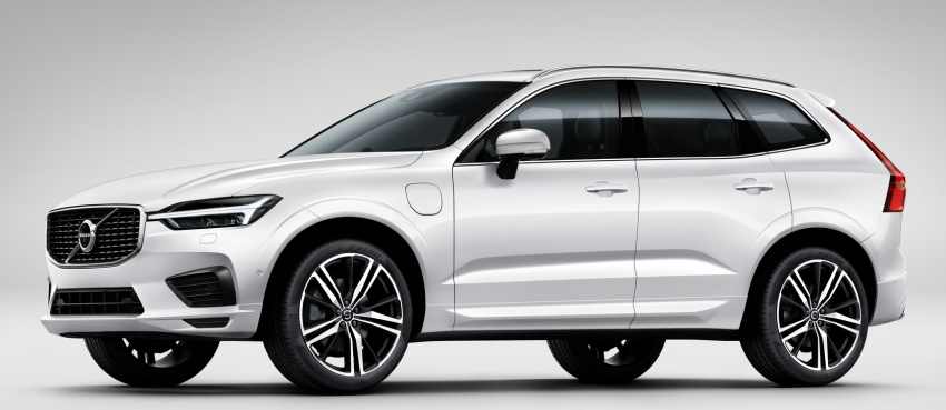 Volvo XC60 2018 dilancarkan di Malaysia – varian CKD dari RM299k, varian CBU tunggal pada harga RM374k Image #765716