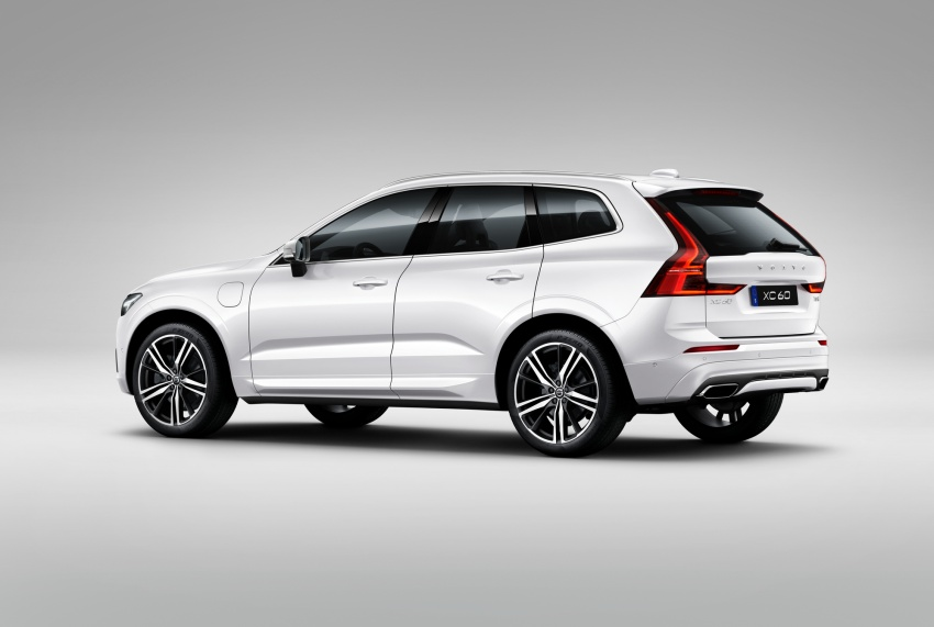 2018 Volvo XC60 launched in Malaysia – CBU T8 PHEV at RM374k, CKD T5 and T8 to arrive later, from RM299k Image #765591