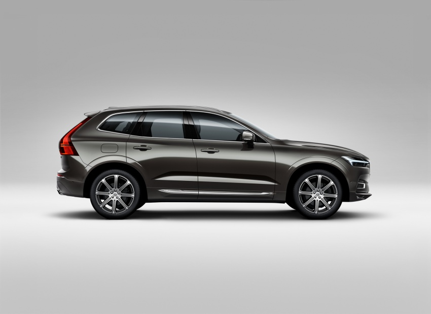 Volvo XC60 2018 dilancarkan di Malaysia – varian CKD dari RM299k, varian CBU tunggal pada harga RM374k Image #765720
