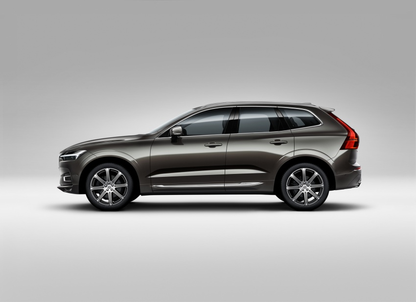 2018 Volvo XC60 launched in Malaysia – CBU T8 PHEV at RM374k, CKD T5 and T8 to arrive later, from RM299k Image #765594