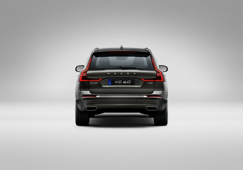 2018 Volvo XC60 launched in Malaysia – CBU T8 PHEV at RM374k, CKD T5 and T8 to arrive later, from RM299k Image #765595