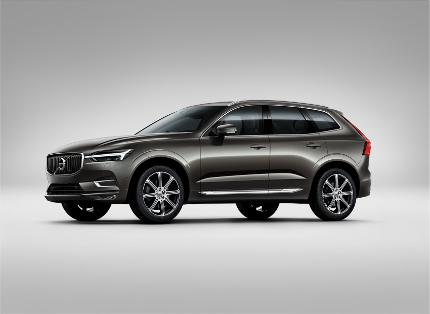 2018 Volvo XC60 launched in Malaysia – CBU T8 PHEV at RM374k, CKD T5 and T8 to arrive later, from RM299k Image #765597
