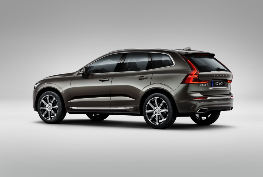 2018 Volvo XC60 launched in Malaysia – CBU T8 PHEV at RM374k, CKD T5 and T8 to arrive later, from RM299k Image #765599