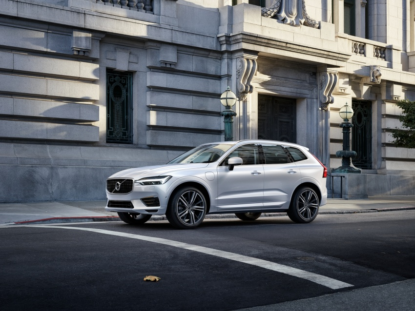 2018 Volvo XC60 launched in Malaysia – CBU T8 PHEV at RM374k, CKD T5 and T8 to arrive later, from RM299k Image #765578