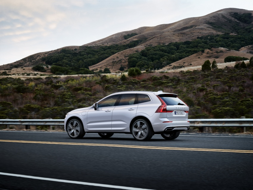 2018 Volvo XC60 launched in Malaysia – CBU T8 PHEV at RM374k, CKD T5 and T8 to arrive later, from RM299k Image #765579