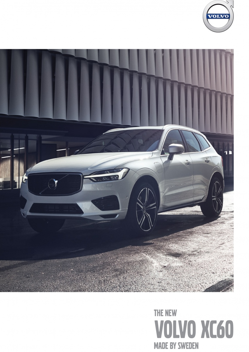 2018 Volvo XC60 launched in Malaysia – CBU T8 PHEV at RM374k, CKD T5 and T8 to arrive later, from RM299k Image #765458