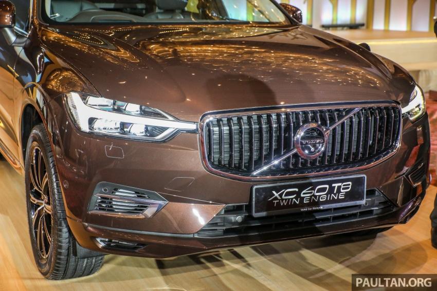 Volvo XC60 2018 dilancarkan di Malaysia – varian CKD dari RM299k, varian CBU tunggal pada harga RM374k Image #766284