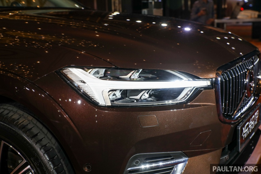 2018 Volvo XC60 launched in Malaysia – CBU T8 PHEV at RM374k, CKD T5 and T8 to arrive later, from RM299k Image #766024
