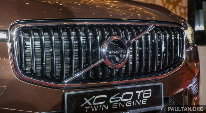 Volvo XC60 2018 dilancarkan di Malaysia – varian CKD dari RM299k, varian CBU tunggal pada harga RM374k Image #766290
