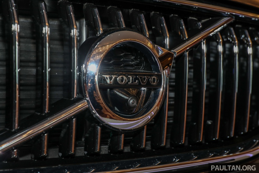 Volvo XC60 2018 dilancarkan di Malaysia – varian CKD dari RM299k, varian CBU tunggal pada harga RM374k Image #766291