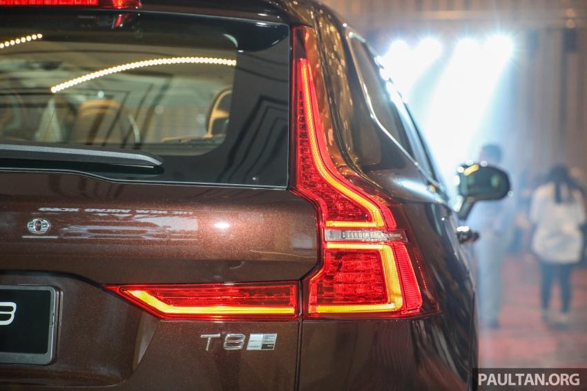 Volvo XC60 2018 dilancarkan di Malaysia – varian CKD dari RM299k, varian CBU tunggal pada harga RM374k Image #766304