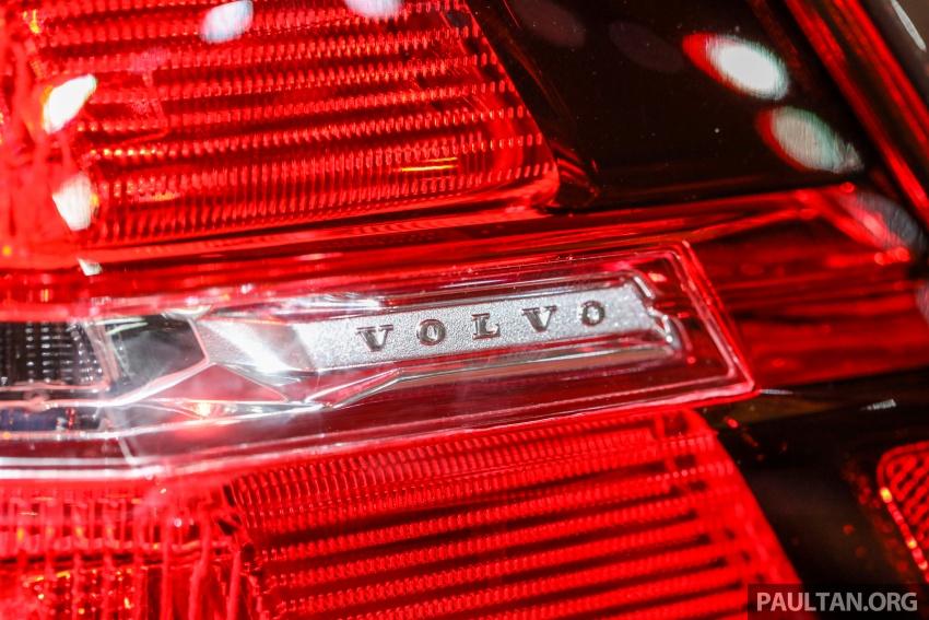 Volvo XC60 2018 dilancarkan di Malaysia – varian CKD dari RM299k, varian CBU tunggal pada harga RM374k Image #766306
