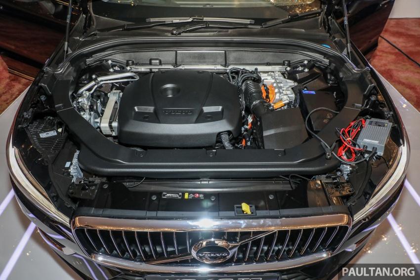 Volvo XC60 2018 dilancarkan di Malaysia – varian CKD dari RM299k, varian CBU tunggal pada harga RM374k Image #766313