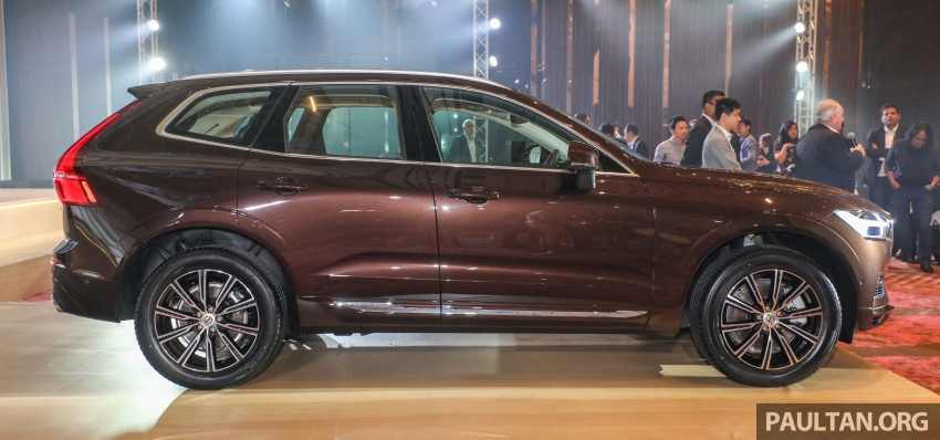 2018 Volvo XC60 launched in Malaysia – CBU T8 PHEV at RM374k, CKD T5 and T8 to arrive later, from RM299k Image #766018