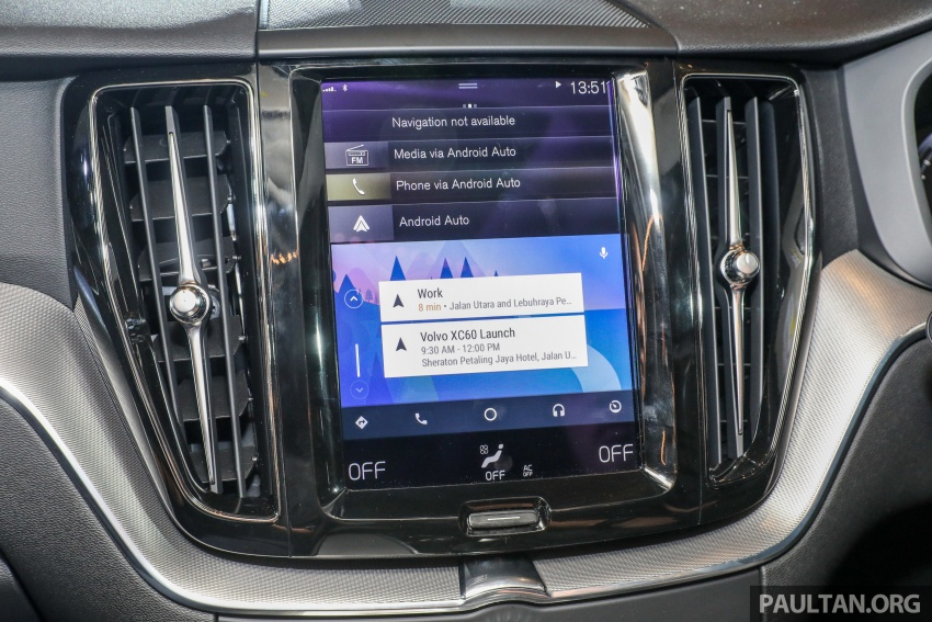 Volvo XC60 2018 dilancarkan di Malaysia – varian CKD dari RM299k, varian CBU tunggal pada harga RM374k Image #766330