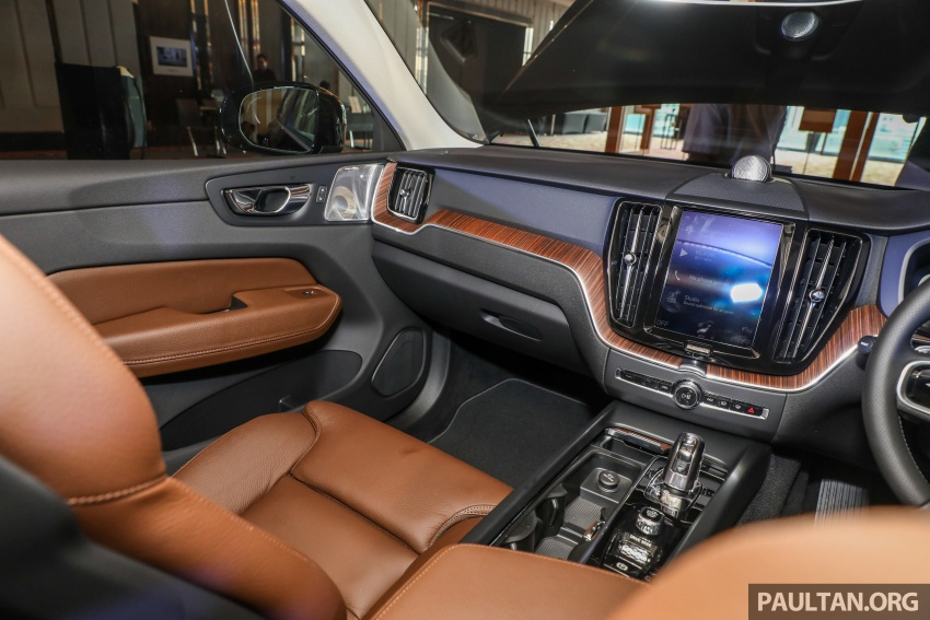 2018 Volvo XC60 launched in Malaysia – CBU T8 PHEV at RM374k, CKD T5 and T8 to arrive later, from RM299k Image #766084