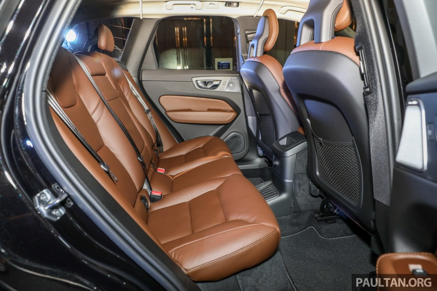 Volvo XC60 2018 dilancarkan di Malaysia – varian CKD dari RM299k, varian CBU tunggal pada harga RM374k Image #766354