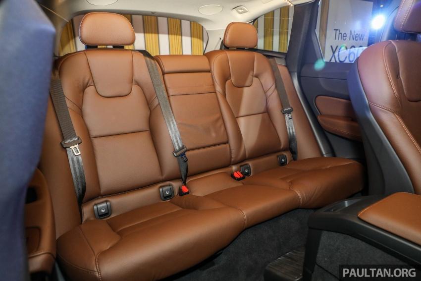 Volvo XC60 2018 dilancarkan di Malaysia – varian CKD dari RM299k, varian CBU tunggal pada harga RM374k Image #766355