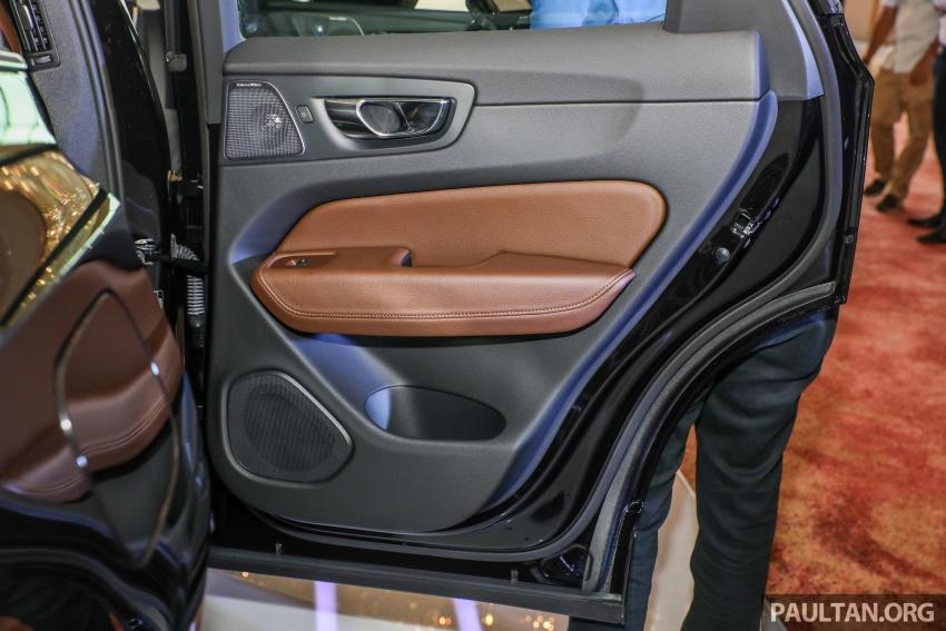Volvo XC60 2018 dilancarkan di Malaysia – varian CKD dari RM299k, varian CBU tunggal pada harga RM374k Image #766362