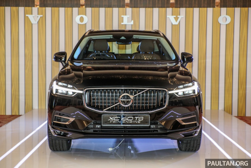 2018 Volvo XC60 launched in Malaysia – CBU T8 PHEV at RM374k, CKD T5 and T8 to arrive later, from RM299k Image #765569